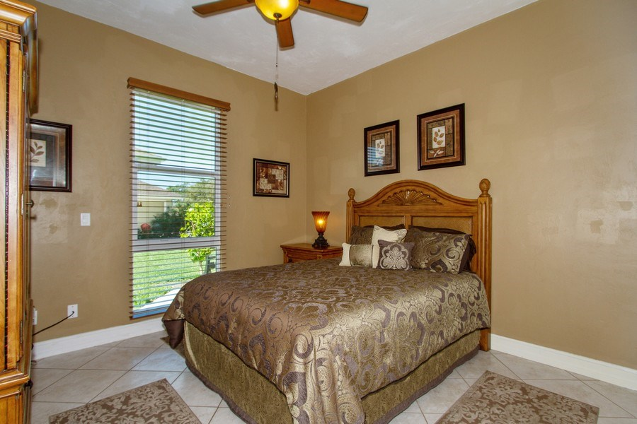 Real Estate Photography - 2118 Imperial Cir, Naples, FL, 34110 - 2nd Bedroom