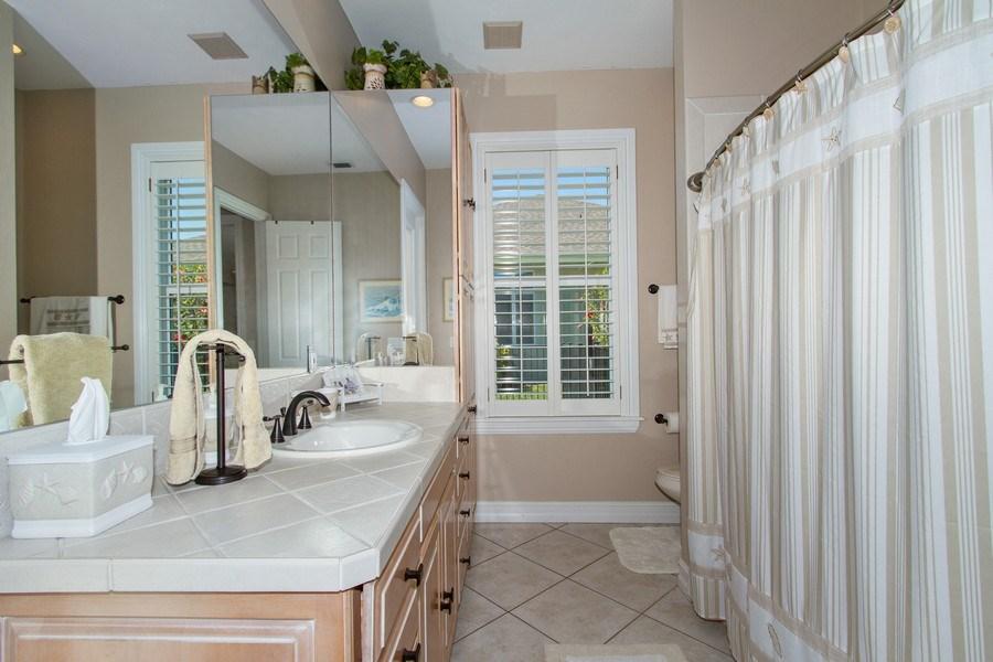 Real Estate Photography - 2118 Imperial Cir, Naples, FL, 34110 - Bathroom