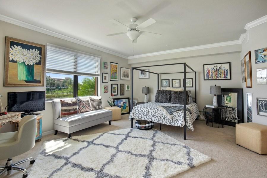 Real Estate Photography - 17271 Cherrywood Ct, #8701, Bonita Springs, FL, 34135 - Master Bedroom