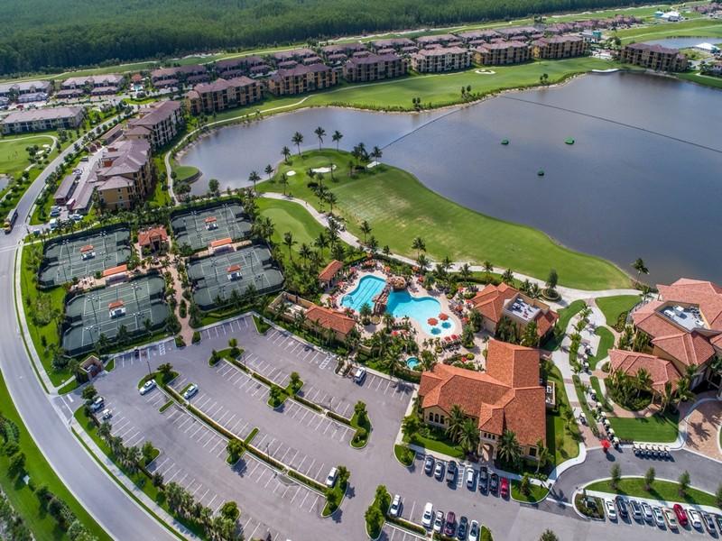 Real Estate Photography - 17271 Cherrywood Ct, #8701, Bonita Springs, FL, 34135 -