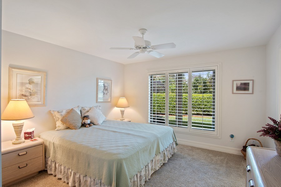 Real Estate Photography - 2204 Majestic Ct, Naples, FL, 34110 - Bedroom