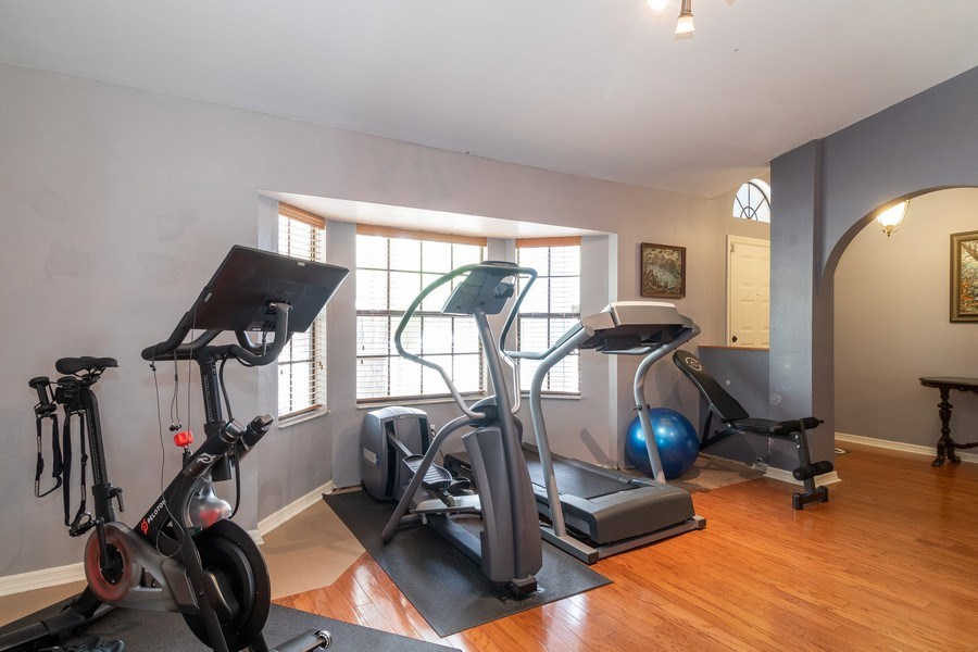 Real Estate Photography - 1466 Winkler Avenue, Fort Myers, FL, 33901 - Gym