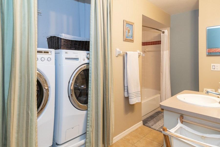 Real Estate Photography - 1466 Winkler Avenue, Fort Myers, FL, 33901 - Laundry Room