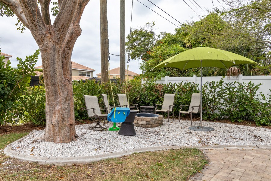 Real Estate Photography - 1466 Winkler Avenue, Fort Myers, FL, 33901 - Rear View