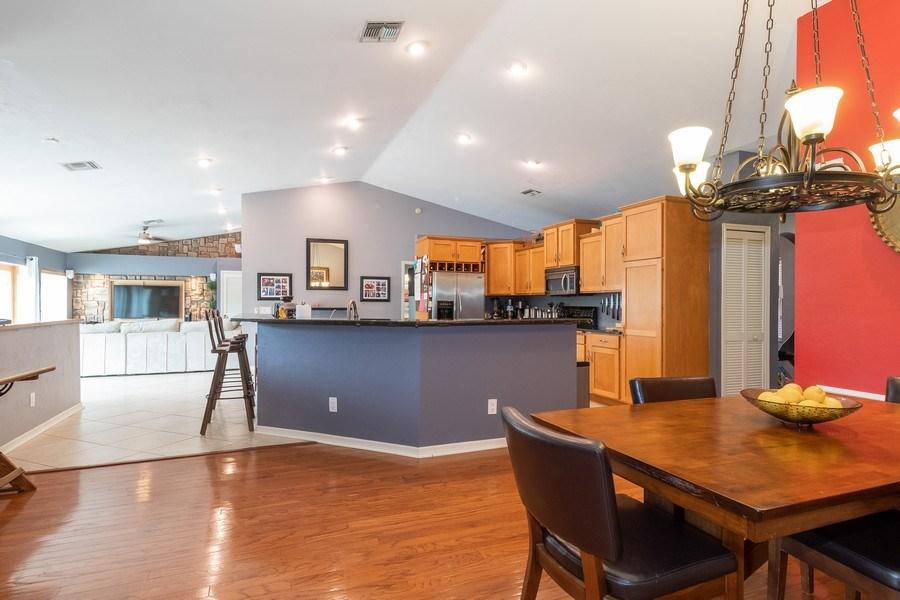Real Estate Photography - 1466 Winkler Avenue, Fort Myers, FL, 33901 - Kitchen / Dining Room