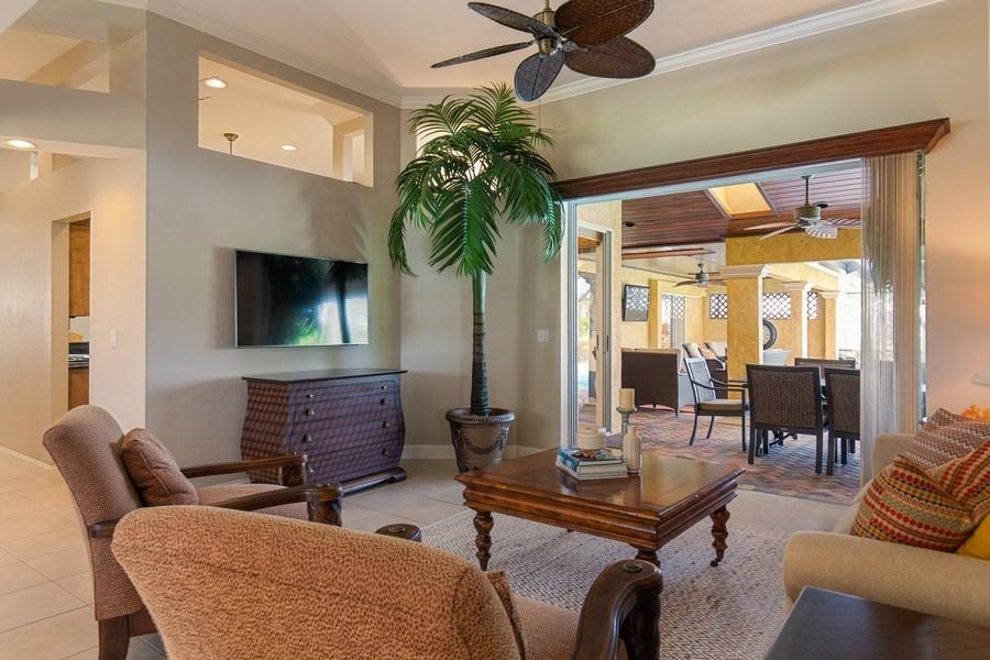 Real Estate Photography - 28841 Trenton Ct, Bonita Springs, FL, 34134 - Living Room