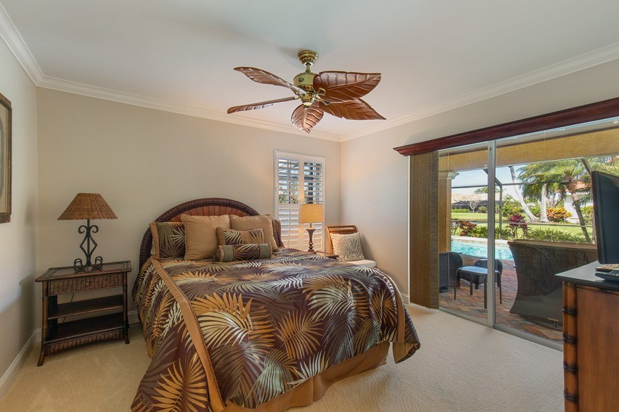 Real Estate Photography - 28841 Trenton Ct, Bonita Springs, FL, 34134 - 2nd Bedroom