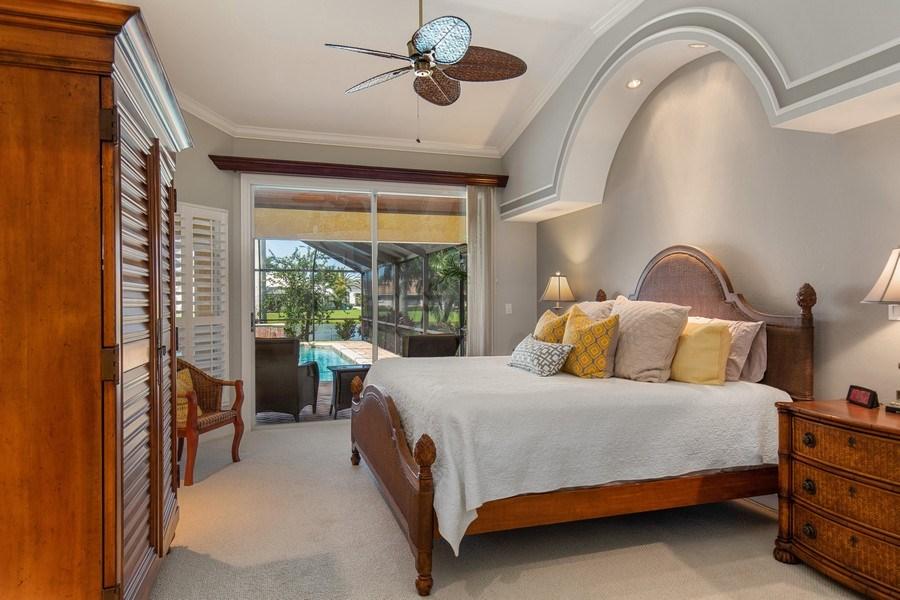 Real Estate Photography - 28841 Trenton Ct, Bonita Springs, FL, 34134 - Master Bedroom