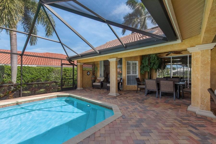 Real Estate Photography - 28841 Trenton Ct, Bonita Springs, FL, 34134 - Pool