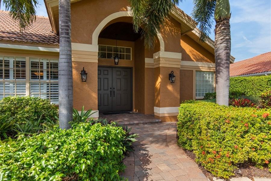 Real Estate Photography - 28841 Trenton Ct, Bonita Springs, FL, 34134 - Entrance