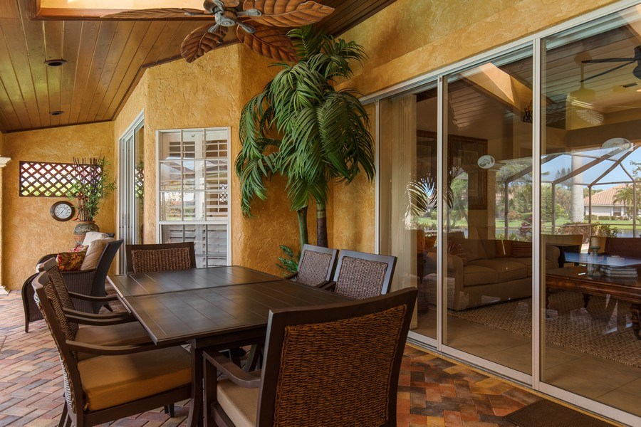 Real Estate Photography - 28841 Trenton Ct, Bonita Springs, FL, 34134 - Dining Area 2