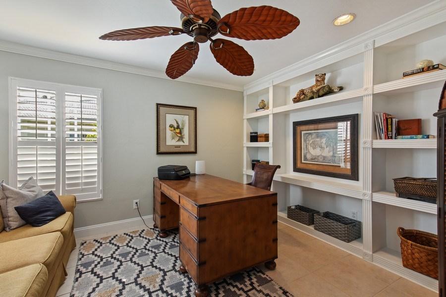Real Estate Photography - 28841 Trenton Ct, Bonita Springs, FL, 34134 - Office
