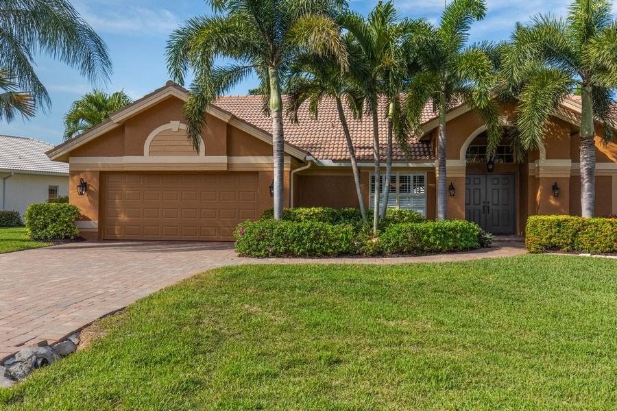 Real Estate Photography - 28841 Trenton Ct, Bonita Springs, FL, 34134 - Front View