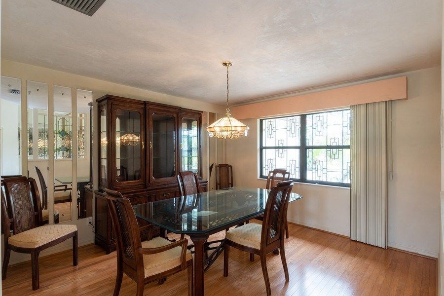 Real Estate Photography - 1947 Princess CT, Naples, FL, 34110 - Dining Room