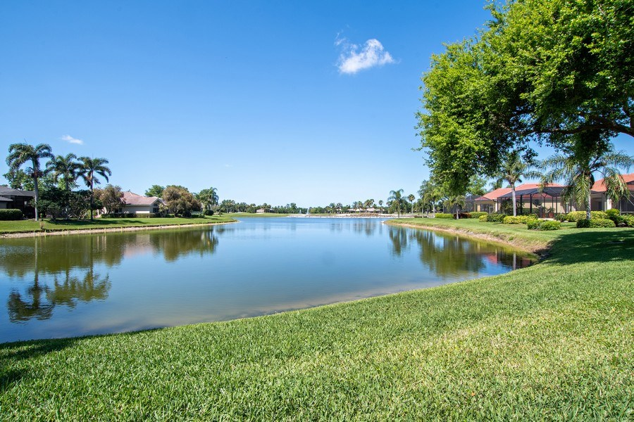 Real Estate Photography - 918 Tierra Lago Way, Naples, FL, 34119 - View