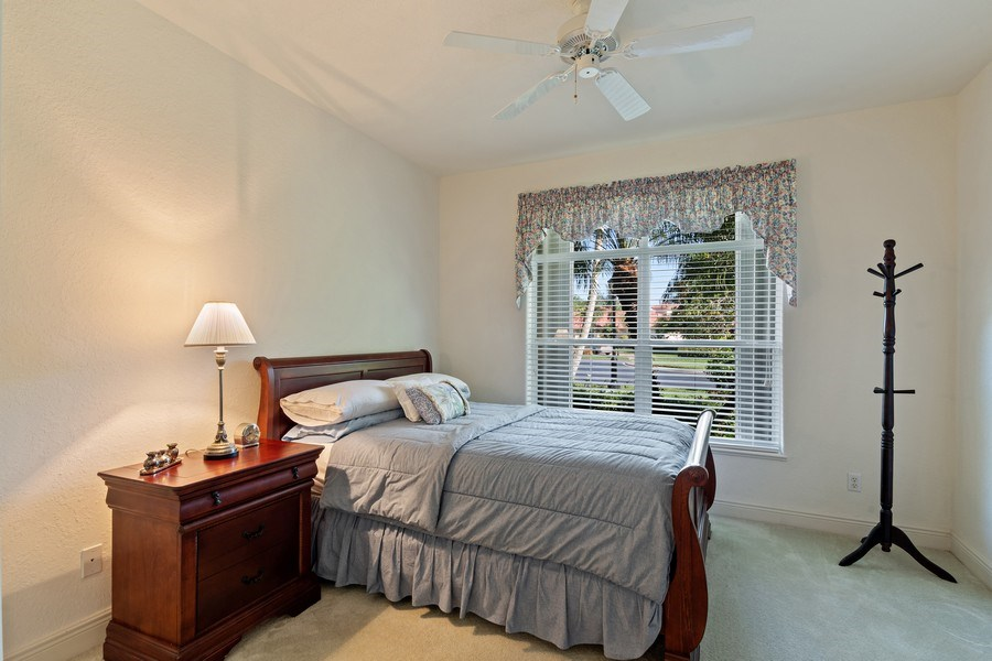 Real Estate Photography - 918 Tierra Lago Way, Naples, FL, 34119 - Bedroom