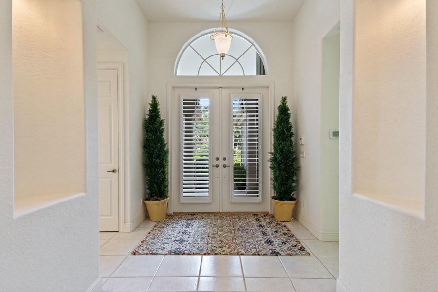 Real Estate Photography - 918 Tierra Lago Way, Naples, FL, 34119 - Foyer