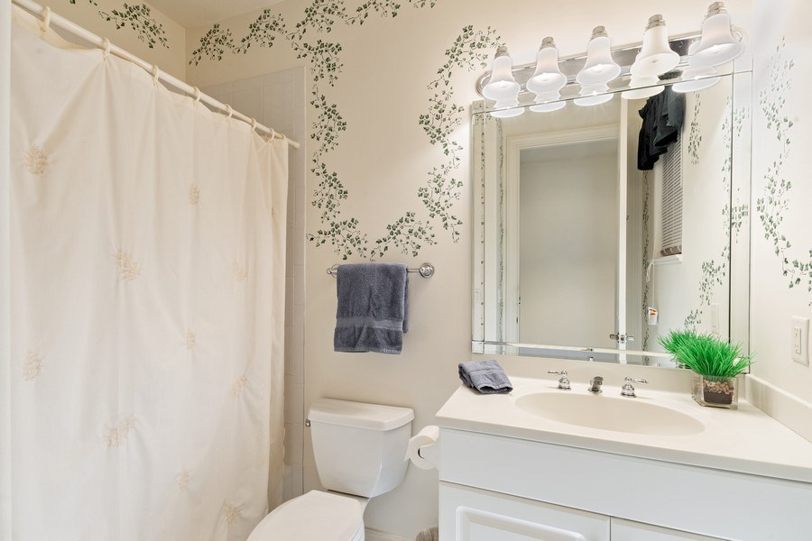 Real Estate Photography - 918 Tierra Lago Way, Naples, FL, 34119 - Bathroom