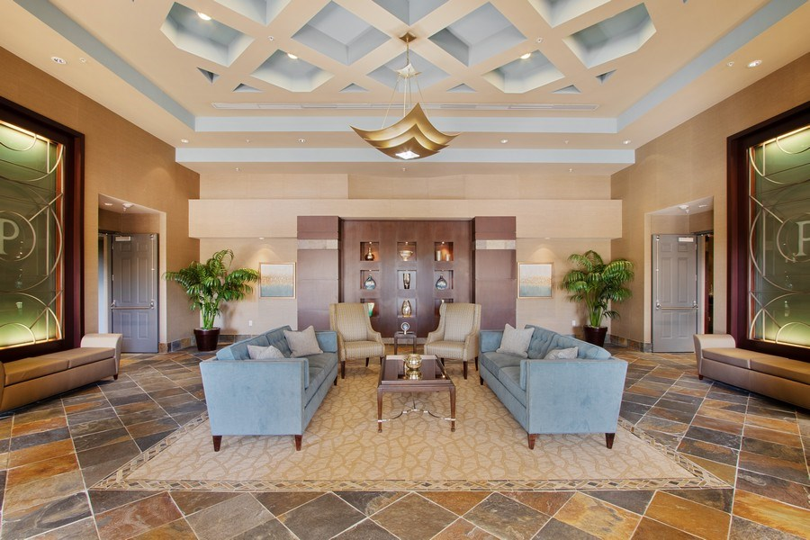 Real Estate Photography - 14270 Royal Harbour, 1020, Fort Myers, FL, 33908 - Lobby