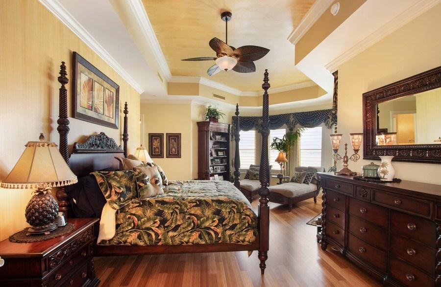 Real Estate Photography - 14270 Royal Harbour, 1020, Fort Myers, FL, 33908 - Master Bedroom