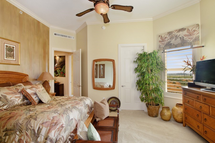 Real Estate Photography - 14270 Royal Harbour, 1020, Fort Myers, FL, 33908 - 2nd Bedroom