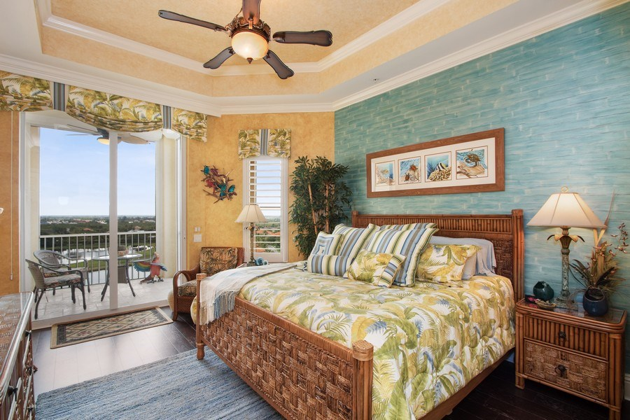 Real Estate Photography - 14270 Royal Harbour, 1020, Fort Myers, FL, 33908 - 3rd Bedroom