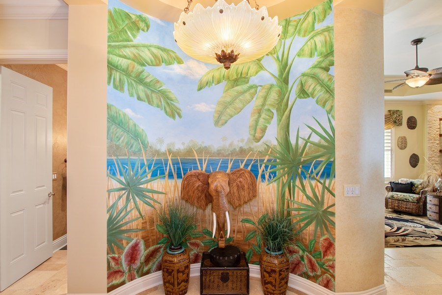 Real Estate Photography - 14270 Royal Harbour, 1020, Fort Myers, FL, 33908 - Foyer