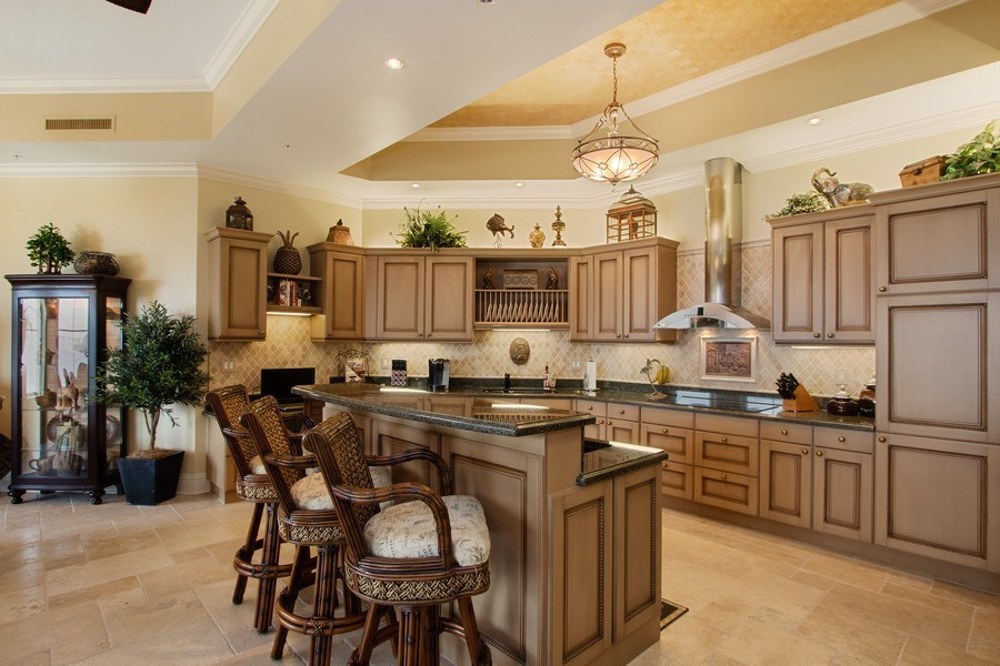 Real Estate Photography - 14270 Royal Harbour, 1020, Fort Myers, FL, 33908 - Kitchen