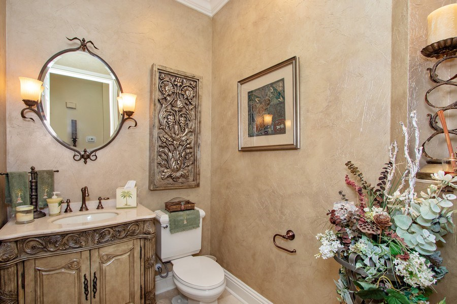 Real Estate Photography - 14270 Royal Harbour, 1020, Fort Myers, FL, 33908 - Half Bath