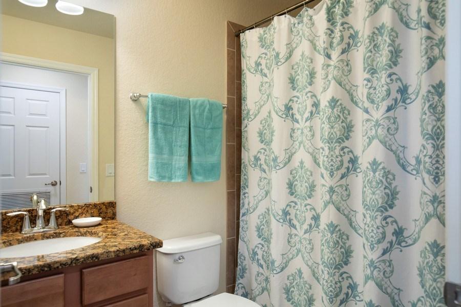 Real Estate Photography - 17971 Bonita National Blvd. #611, Bonita National, FL, 34135 - 2nd Bathroom