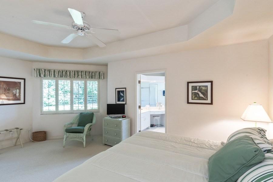 Real Estate Photography - 7048 Pelican Bay Blvd. C-105, Naples, FL, 34108 - Master Bedroom