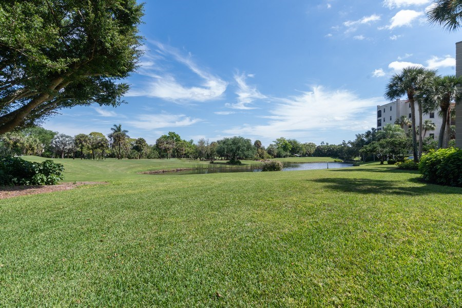 Real Estate Photography - 7048 Pelican Bay Blvd. C-105, Naples, FL, 34108 - View
