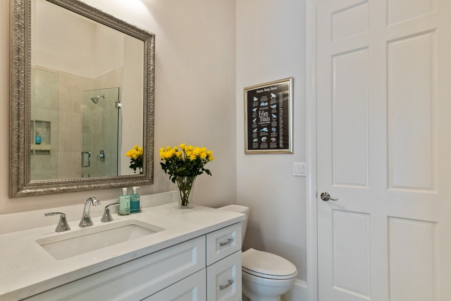 Real Estate Photography - 109 Greenfield Ct, Naplles, FL, 34110 - 3rd Bathroom