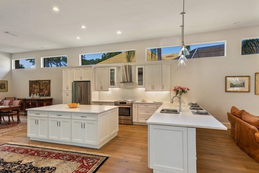 Real Estate Photography - 109 Greenfield Ct, Naplles, FL, 34110 - Kitchen