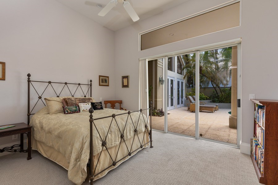 Real Estate Photography - 109 Greenfield Ct, Naplles, FL, 34110 - Guest Room
