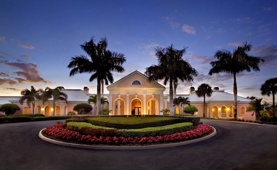 Real Estate Photography - 109 Greenfield Ct, Naplles, FL, 34110 - Audubon Club House