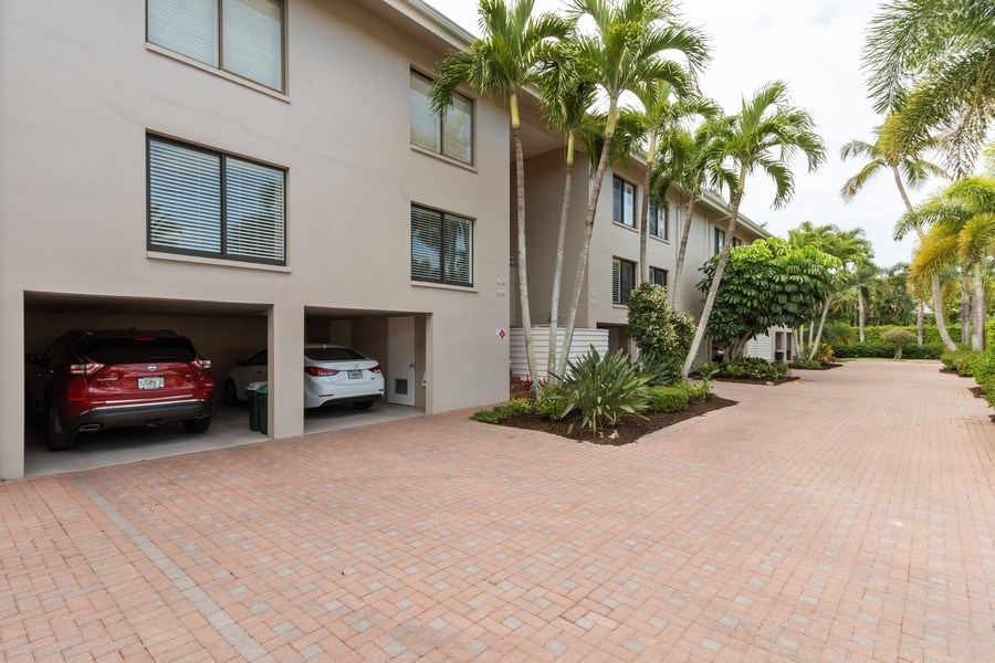 Real Estate Photography - 929 8th Ave S, Naples, FL, 34102 - Garage Entry Area