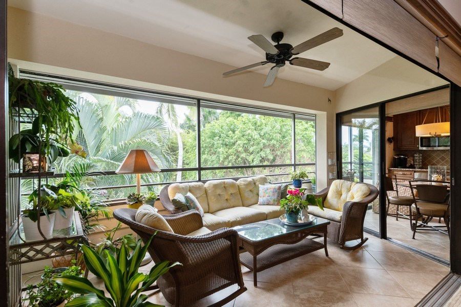 Real Estate Photography - 929 8th Ave S, Naples, FL, 34102 - Lanai