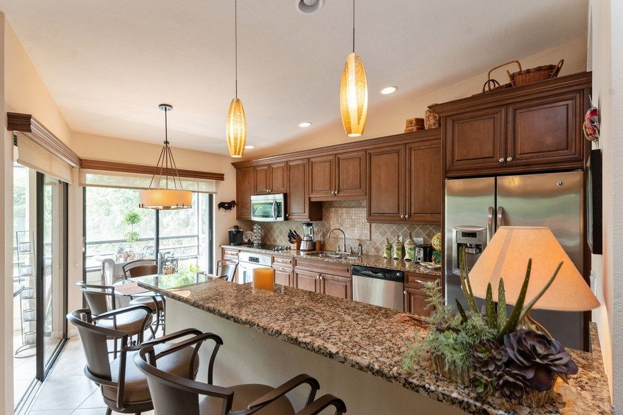 Real Estate Photography - 929 8th Ave S, Naples, FL, 34102 - Kitchen/Dining