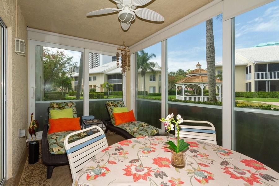 Real Estate Photography - 5805 Glencove Dr #704, Naples, FL, 34108 -