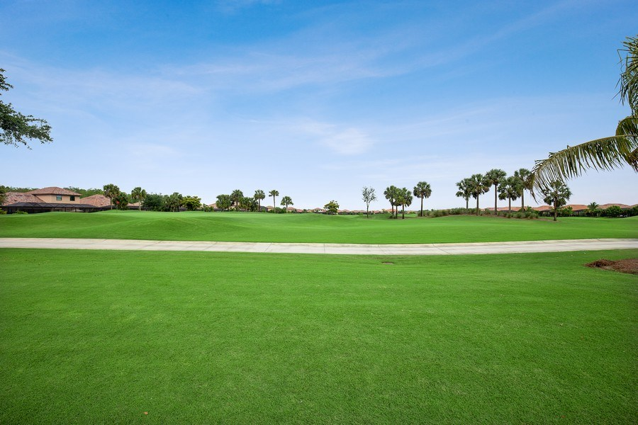 Real Estate Photography - 17571 Monaghan Run, Bonita Springs, FL, 34135 - Golf Course