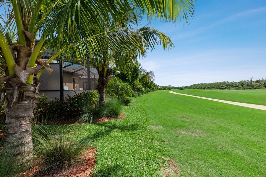 Real Estate Photography - 17571 Monaghan Run, Bonita Springs, FL, 34135 - Rear View