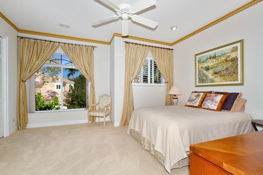 Real Estate Photography - 615 Via Mezner, Unit 1703, Naples, FL, 34108 - 2nd Bedroom