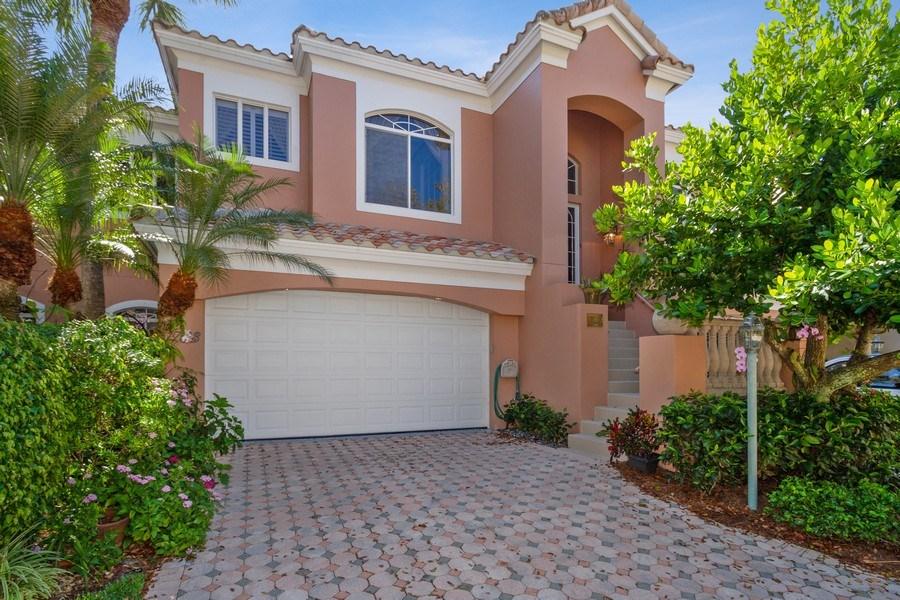 Real Estate Photography - 615 Via Mezner, Unit 1703, Naples, FL, 34108 - Front View