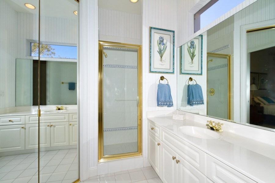 Real Estate Photography - 615 Via Mezner, Unit 1703, Naples, FL, 34108 - Bathroom