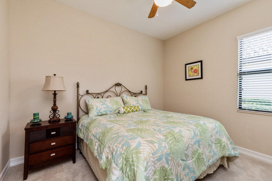 Real Estate Photography - 18190 Bonita National Boulevard, Bonita Springs, FL, 34136 - 2nd Bedroom