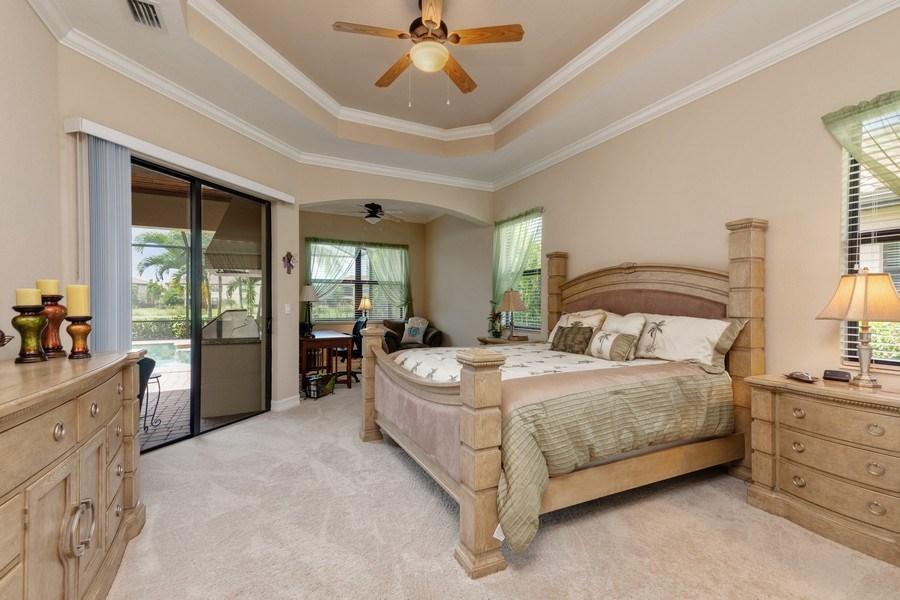 Real Estate Photography - 18190 Bonita National Boulevard, Bonita Springs, FL, 34136 - Master Bedroom