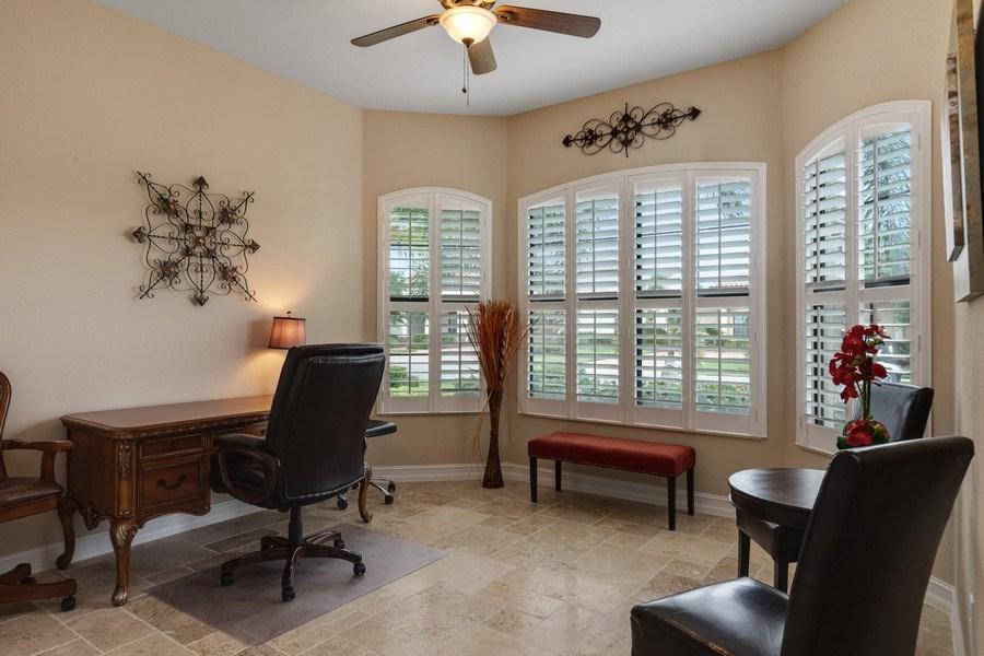 Real Estate Photography - 18190 Bonita National Boulevard, Bonita Springs, FL, 34136 - Office