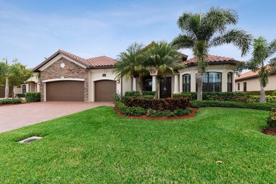 Real Estate Photography - 18190 Bonita National Boulevard, Bonita Springs, FL, 34136 - Front View