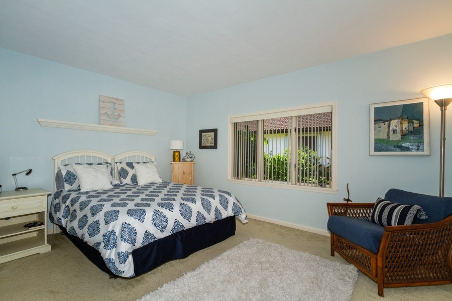 Real Estate Photography - 570 Bald Eagle Drive, Naples, FL, 34105 - 3rd Bedroom